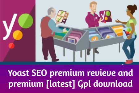 [latest] Yoast SEO premium 13.5