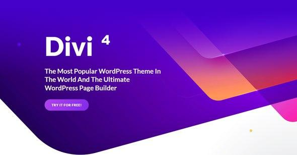 [FREE] Divi Theme with key 2020