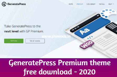 [Latest] GeneratePress Premium theme free download - 2020