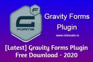 [Latest] Gravity Forms Plugin Free Download - 2020