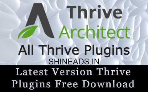 Latest Version Thrive Architect free download