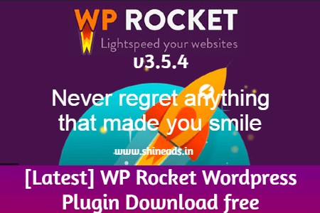 [Latest] WP Rocket Plugin Download free