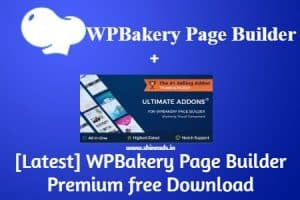 WPBakery Page Builder Free Download With Ultimate Addons