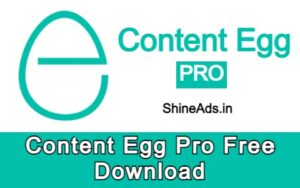 Content Egg Pro Free Download