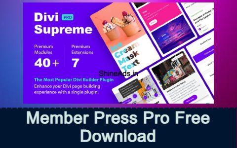 Divi Supreme Pro Free Download