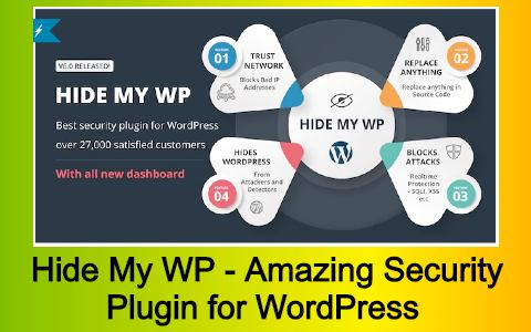 Hide My WP - Amazing Security Plugin for WordPress Free Download