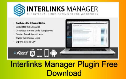 Interlinks Manager Plugin Free Download