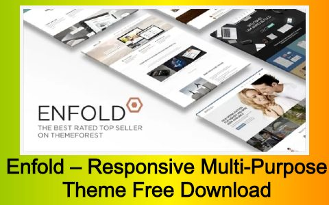 Enfold – Responsive Multi-Purpose Theme Free Download