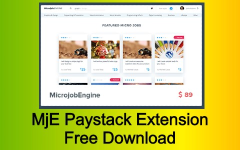 MjE Paystack Extension