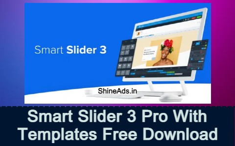 Smart Slider 3 Pro With Templates Free Download