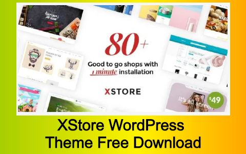XStore | Multi-Purpose WooCommerce WordPress Theme Free Download