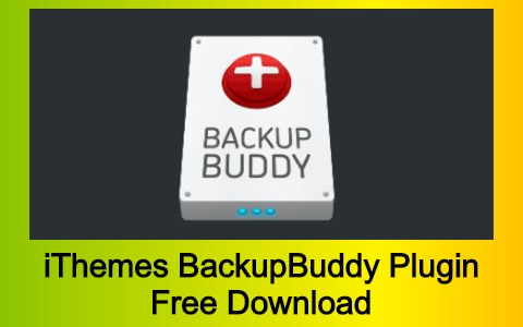 iThemes BackupBuddy Plugin Free Download