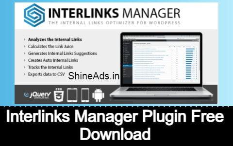 Interlinks Manager Plugin Free Download