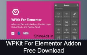 WPKit For Elementor Addon Free Download