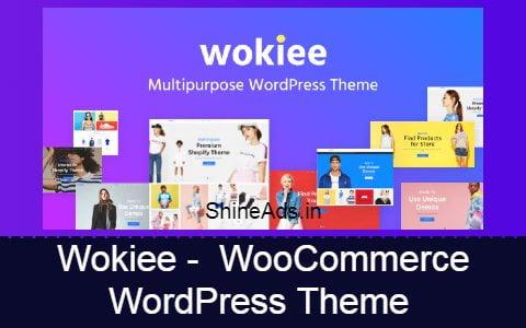 Wokiee - Multipurpose WooCommerce WordPress Theme Free Download