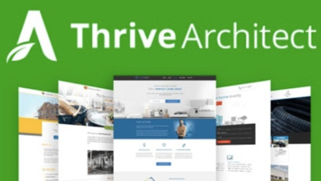 thrive architect free download