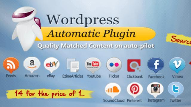 wp automatic free download