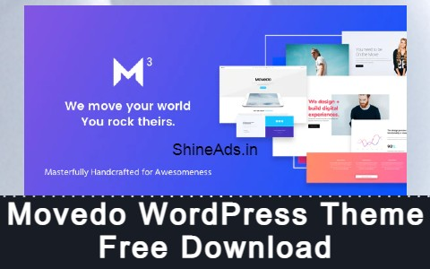 Movedo WordPress Theme Free Download