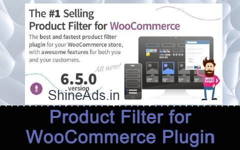 Product Filter for WooCommerce Plugin Free Download