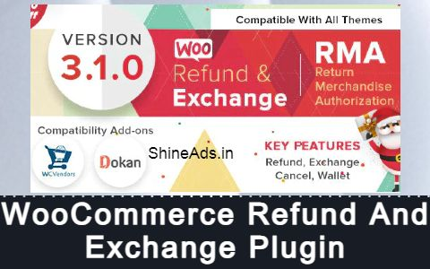 WooCommerce Refund And Exchange Plugin free download