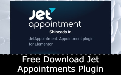 Free Download Jet Appointments Booking Plugin