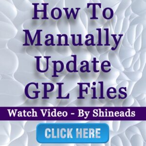 How To Manually Update GPL Files