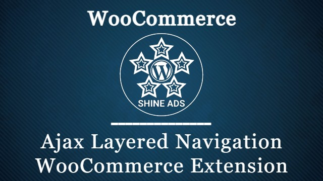 Ajax Layered Navigation WooCommerce Extension
