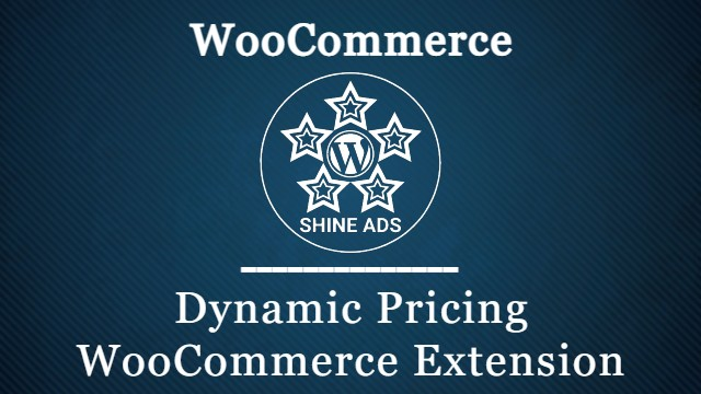 Dynamic Pricing WooCommerce Extension