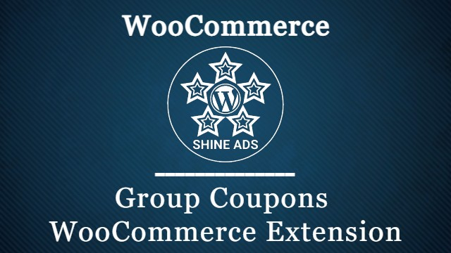 Group Coupons WooCommerce Extension