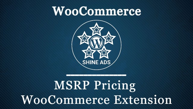 MSRP Pricing WooCommerce Extension