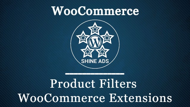 Product Filters WooCommerce Extensions