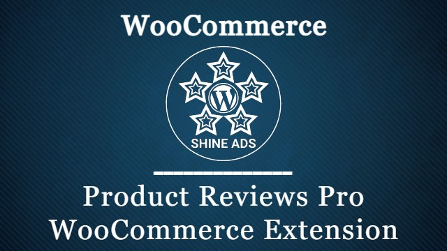 Product Reviews Pro WooCommerce Extension