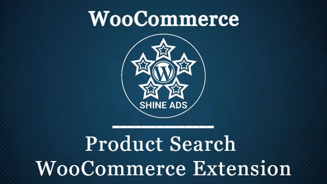Product Search WooCommerce Extension
