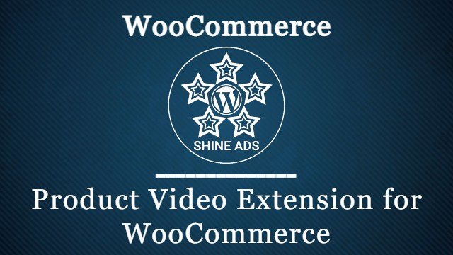 Product Video Extension for WooCommerce