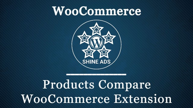 Products Compare WooCommerce Extension