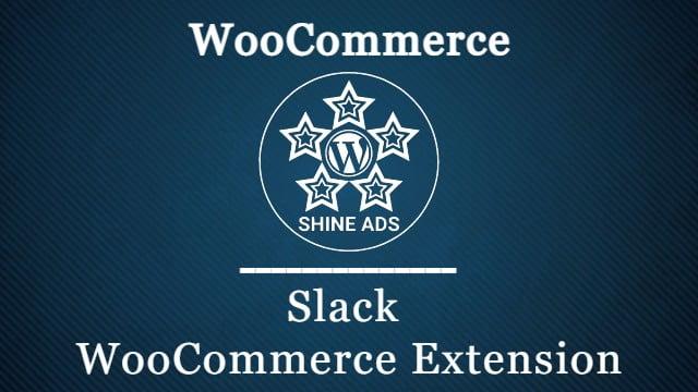 Slack WooCommerce Extension