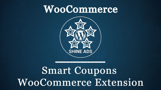 Smart Coupons WooCommerce Extension