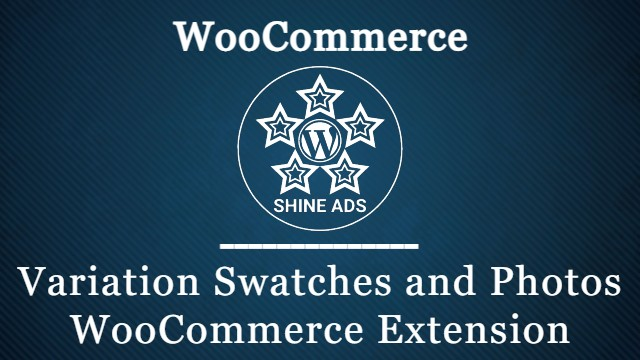 Variation Swatches and Photos WooCommerce Extension