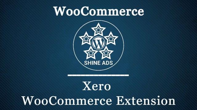 Xero WooCommerce Extension
