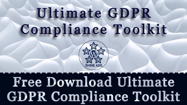 Free Download Ultimate GDPR Compliance Toolkit