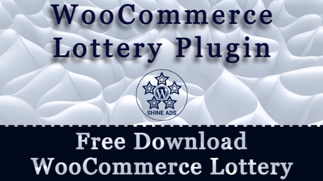 Free Download WooCommerce Lottery Plugin