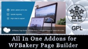All In One Addons for WPBakery Page Builder Free Download