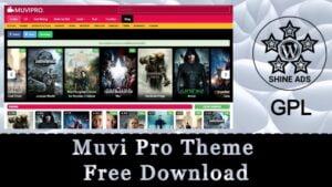 Muvi Pro Theme Free Download