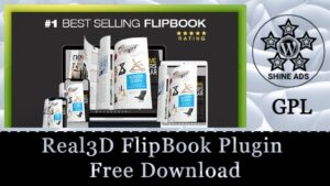 Real3D FlipBook Plugin Free Download