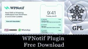 WPNotif Plugin Free Download