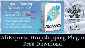 AliExpress Dropshipping Plugin Free Download