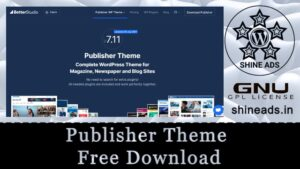 Publisher Theme Free Download