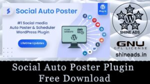 Social Auto Poster Plugin Free Download