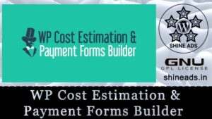 WP Cost Estimation & Payment Forms Builder Free Download