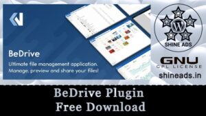 BeDrive Plugin Free Download